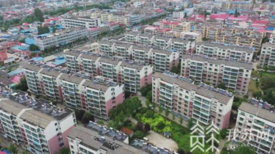 連雲港灌南城市花園小區維修資金幾乎被用完 居民們不知情