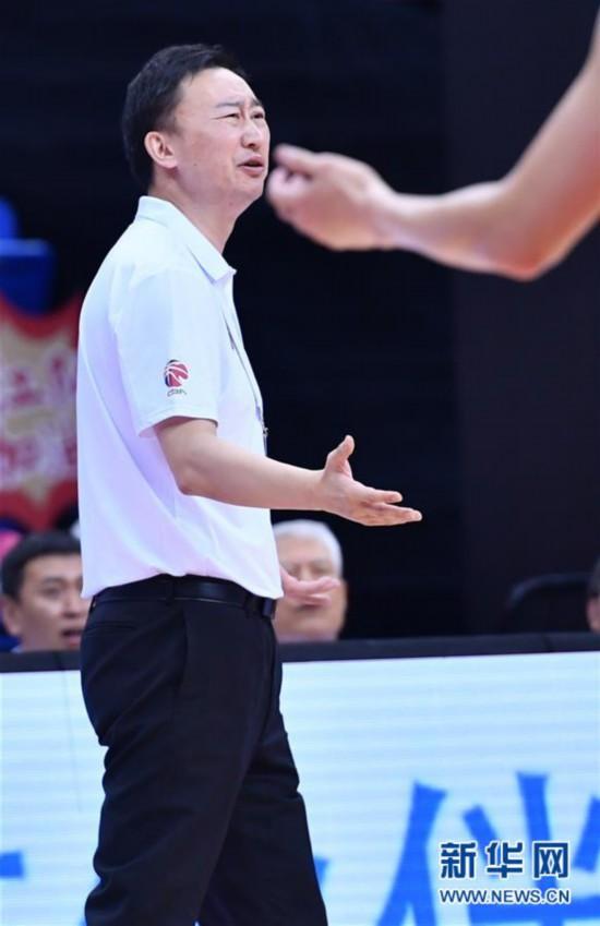 (体育)(8)篮球――CBA联赛季后赛:辽宁本钢对阵浙江稠州银行
