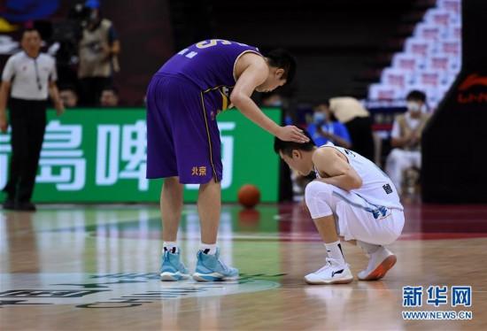 (體育)(2)籃球——CBA聯賽季后賽:北京控股無緣四強