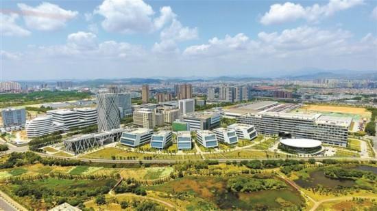 上半年深圳七大战略性新兴产业实现增加值4498亿元