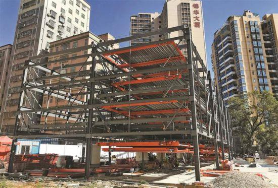 深圳出台新政加强停车设施建设 鼓励夜间优惠开放