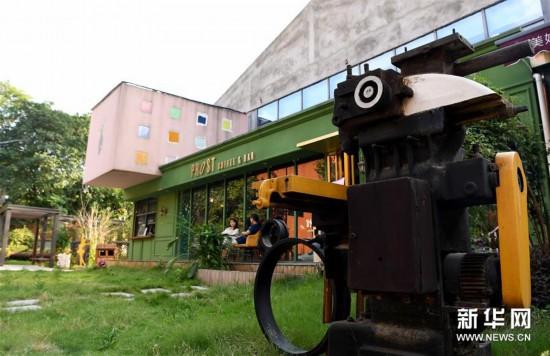 #(文化)(5)老厂房变身文创街区