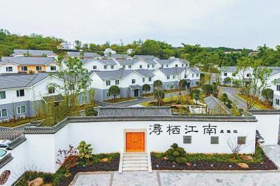 跻身天府旅游名县一年后 广安区旅游景区再
