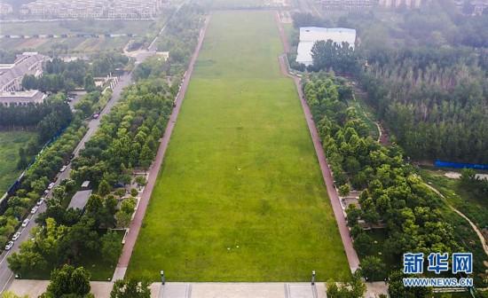 (社会)(1)河北永清:游园建设提升城市品位