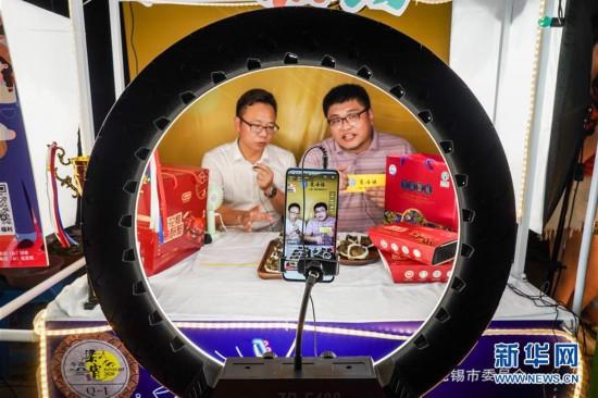 (经济)(4)江苏无锡:点亮运河夜经济