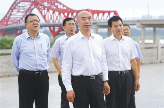 刘国中:坚持人民至上生命至上 落细落实防汛各项措施