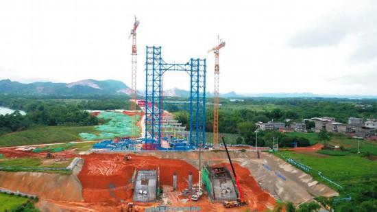 好消息!南寧二環高速建設有新進展