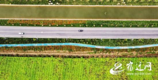 宿迁宿豫推进乡村公路建设 打造经济增长幸福路