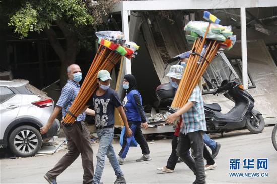 (国际)(2)大爆炸令黎巴嫩经济雪上加霜