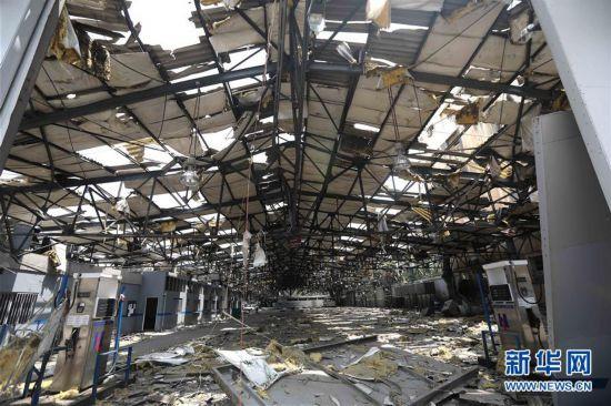 (国际)(4)大爆炸令黎巴嫩经济雪上加霜