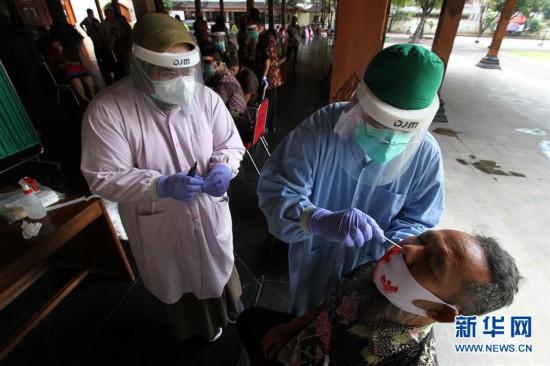 (国际疫情)(6)世卫组织:全球新冠确诊病例累计已超2000万例