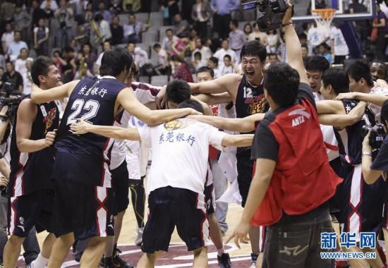 (体育・专题)(14)篮球――CBA:广东队十冠之路