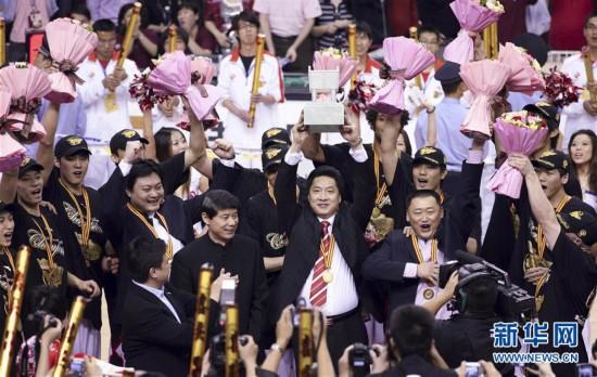 (体育・专题)(11)篮球――CBA:广东队十冠之路