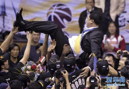 (体育・专题)(8)篮球――CBA:广东队十冠之路