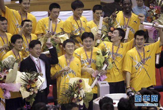 (体育・专题)(3)篮球――CBA:广东队十冠之路