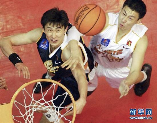 (体育・专题)(2)篮球――CBA:广东队十冠之路