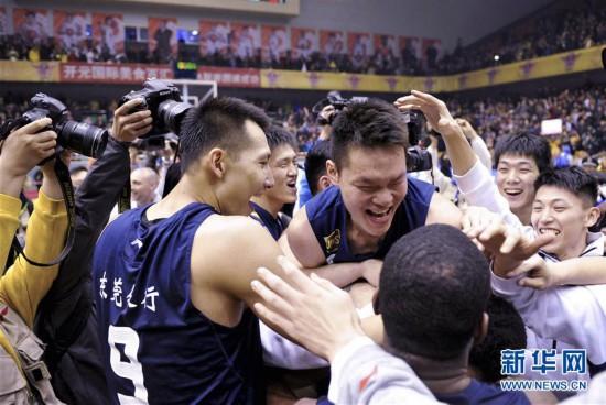 (体育・专题)(16)篮球――CBA:广东队十冠之路