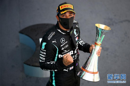 (体育)(4)赛车――F1西班牙大奖赛:汉密尔顿夺冠