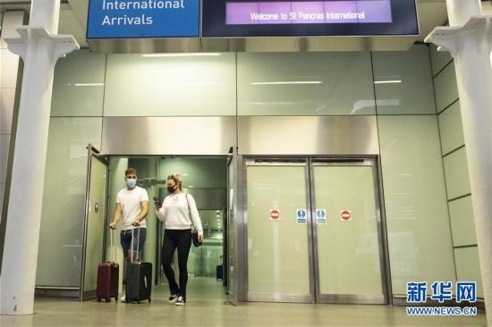 (国际疫情)(5)英国开始对从法国等6地入境旅客实施隔离