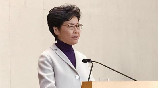 林郑月娥主动退回英国剑桥大学沃尔森学院名誉院士名衔