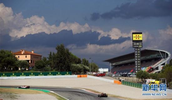 (体育)(6)赛车――F1西班牙大奖赛:汉密尔顿夺冠