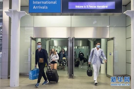 (国际疫情)(4)英国开始对从法国等6地入境旅客实施隔离