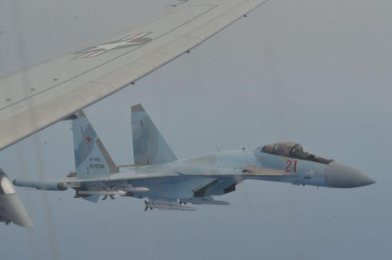 俄一天内两次在波罗的海上空拦截外国侦察机