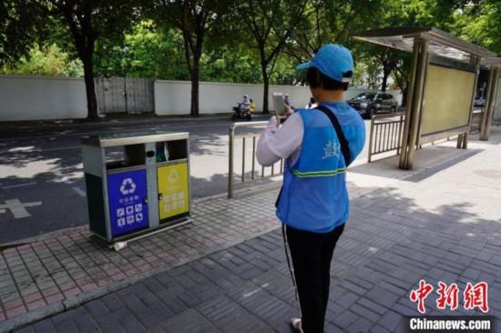 """福州社区""""找茬人"""""""