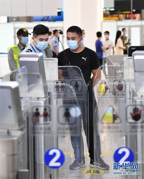 (社会)(8)粤澳宣布开通横琴口岸新旅检区域