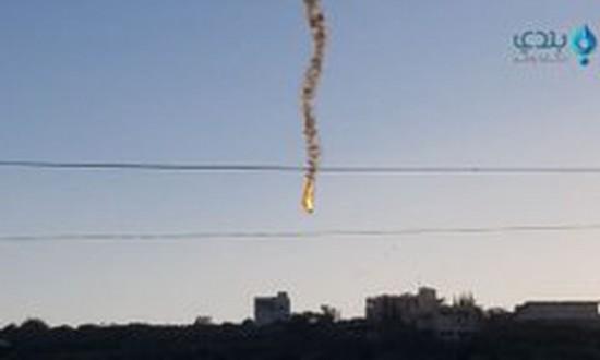 美两架无人机在叙利亚坠毁