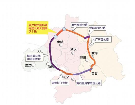 武汉城市圈 夜生活 30分钟直达相邻城
