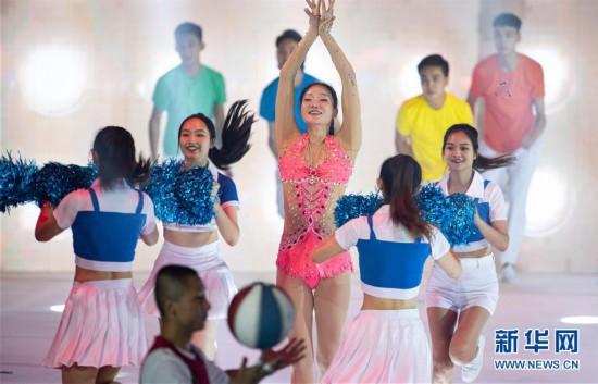 (体育)(8)成都第31届世界大学生夏季运动会倒计时一周年开启