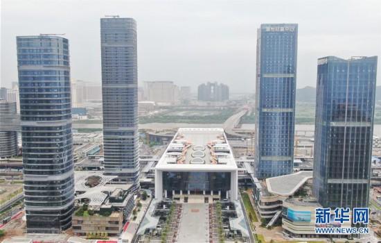 (社会)(10)粤澳宣布开通横琴口岸新旅检区域