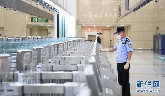 (社会)(9)粤澳宣布开通横琴口岸新旅检区域