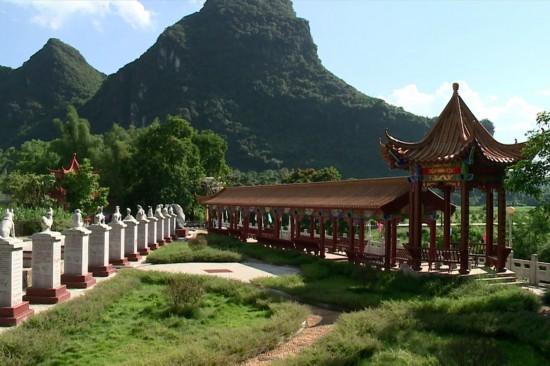 宜州区:打造文明新农村 筑梦美丽新家园