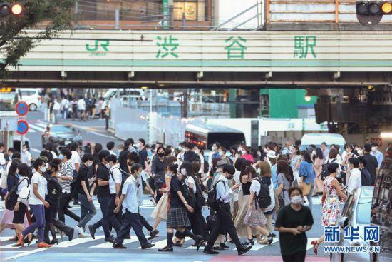 (国际疫情)(1)日本累计新冠确诊病例超6万例