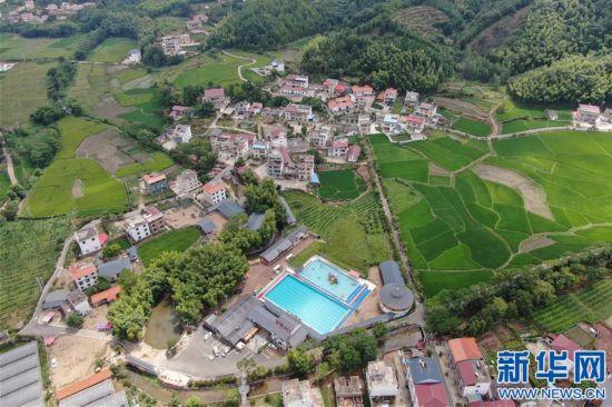 (社会)(1)江西信丰:发展旅游产业 助力乡村振兴