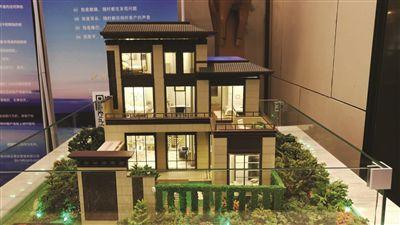 """徐州弘陽鳳鳴府項目被指虛假宣傳:""""三層別墅""""隻有一個臥室"""