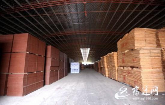 宿遷沭陽:板材架起致富橋 鋪就鄉村振興路