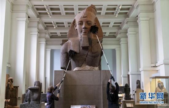 (国际疫情)(6)大英博物馆即将对公众开放