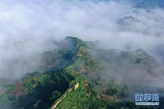 (环境)(2)古长城云海如画卷