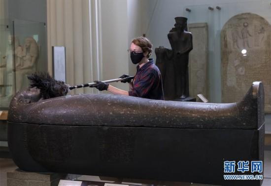 (国际疫情)(2)大英博物馆即将对公众开放