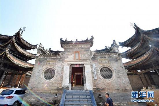 (文化)(2)荊紫關古街:明清古建筑瑰寶