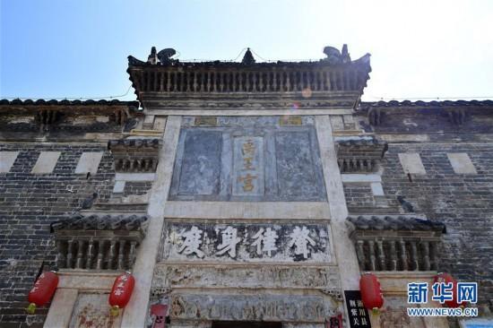 (文化)(3)荊紫關古街:明清古建筑瑰寶
