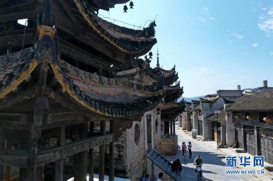 (文化)(1)荆紫关古街:明清古建筑瑰宝