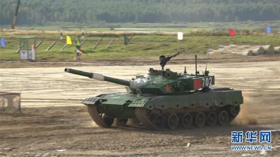 """(国际・图文互动)(6)中国队在""""国际军事比赛-2020""""连创佳绩"""