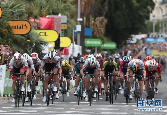 (體育)(3)自行車——2020年環法自行車賽開賽