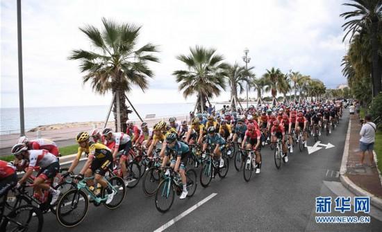 (體育)(4)自行車——2020年環法自行車賽開賽