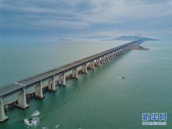 (经济)(1)平潭海峡公铁两用大桥即将完成静态验收
