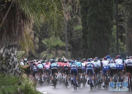 (體育)(5)自行車——2020年環法自行車賽開賽